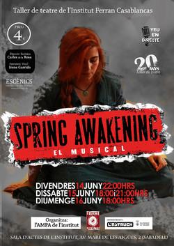 Spring awakening, 2013