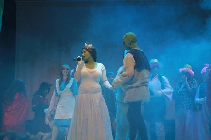 Shrek 2010/11