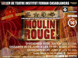 Moulin Rouge, 2015