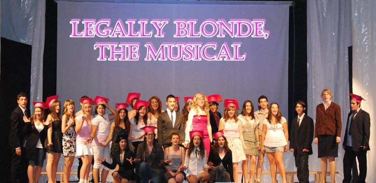 Legally Blonde 2010
