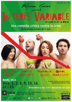 Interès variable, 2010/12
