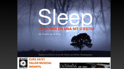 Sleep - Taller Infantil