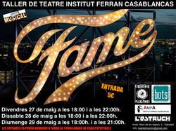 Fama, el musical 2016