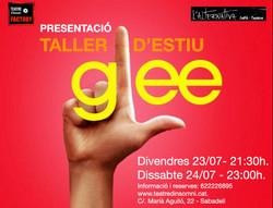 Taller d'estiu - Glee