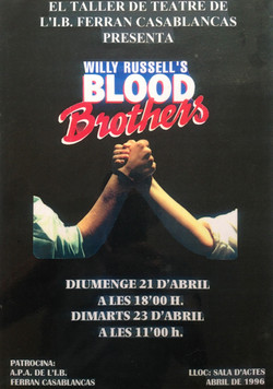 Blood Brothers, 1995