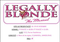 Legally Blonde, 2010