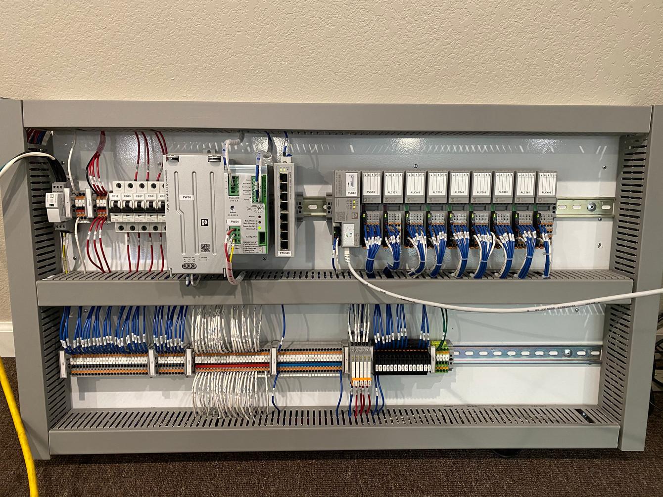 Fumigation Control Panel