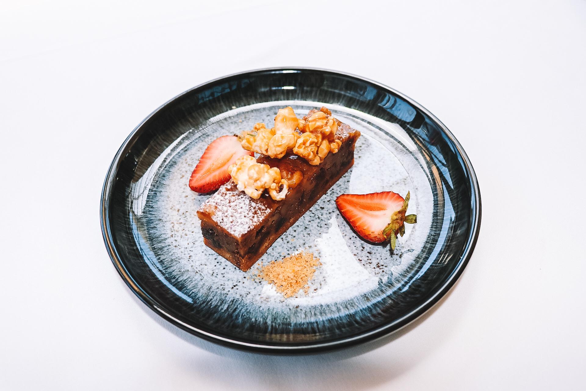 Walnut and date slice