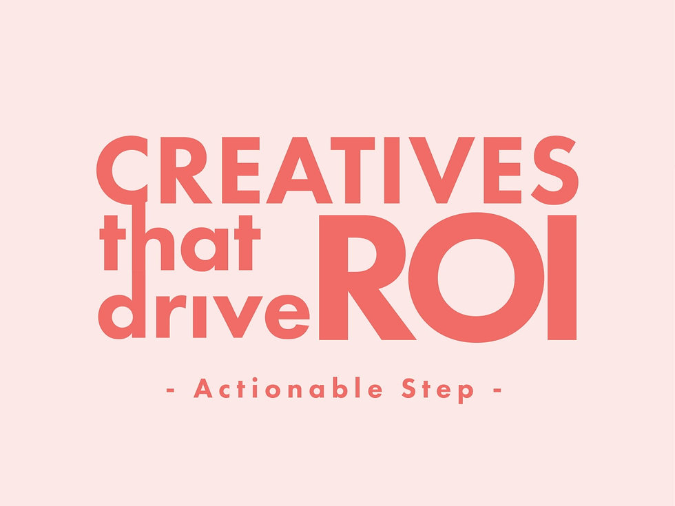 What Types of Creative Can Drives Result for Your Ads