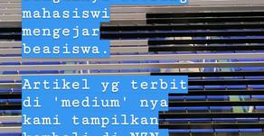 Felice : Cerita Jatuh Bangunnya Mahasiswi Indonesia Mengejar Beasiswa ke Selandia Baru