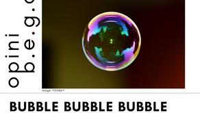 bubble bubble aku suka bubble