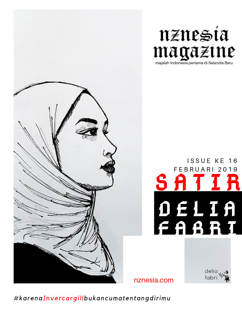 majalah NZNESIA Februari 2019 - Invercargill - Fabri