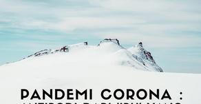 Pandemi Corona: Antibodi dari 'ibu' yang Bernama Bumi?