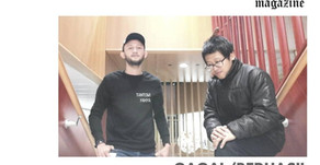 PPI Auckland untuk SEMUA bukan SEMUoA. Feat Widi Presiden 2018/2019 Bukan yang dari Vierra.