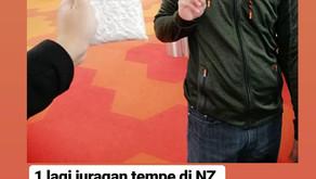 Beli Tempe dari Pelajar Indonesia di Auckland + Ternyata Susah Masaknya - TEMPE MAS ARIF JUARA!