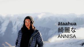 ātaahua - 綺麗な - ANNISA