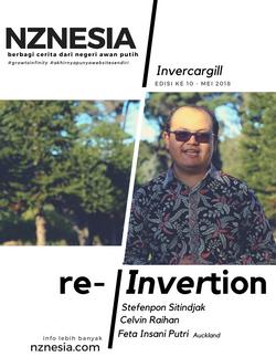 nznesia Invercargill mei 2018