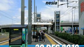 Auckland Indonesia: di Auckland mau gratis public transport di Jakarta malah mau banjir. Apa sudah?