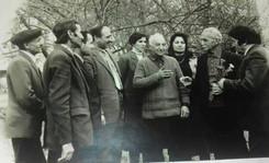 Zəhmətkeş qəzetinin kollektivi