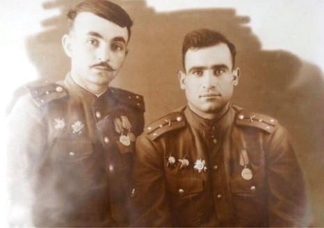 Səttar Rəşidov Sovet ordusunda