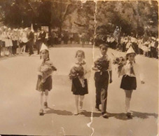 Pioner bayramı 1974