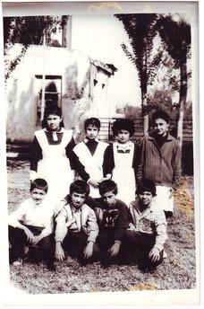 Mican məktəbi 90-cı illər