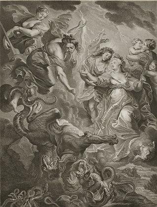 Duchane . Rubens - Peace Confirmed in Heaven