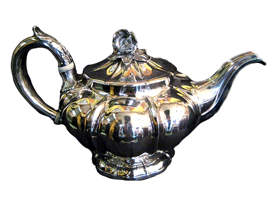 Sterling Silver 1838