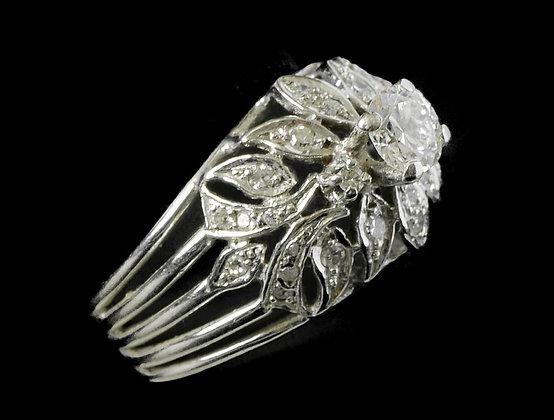 1940s Diamonds Ring