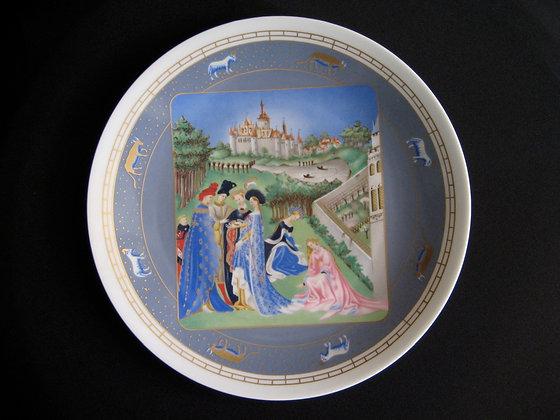 Limoges - Les Très Riches Heures de Jean Duc de Berry