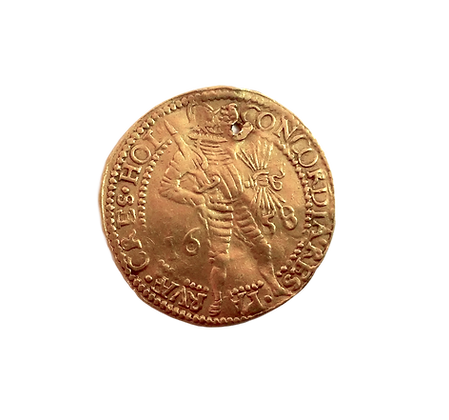 Gold Double Ducat Netherland