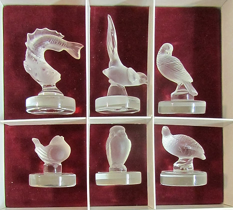 Lalique - Placecard Holders