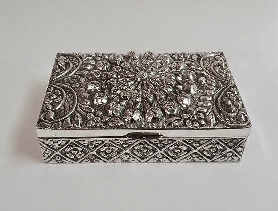 Egyptian Silver - Silver Box