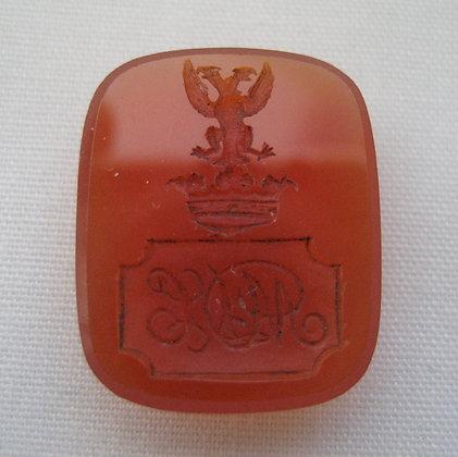 19th Century Intaglio Seal