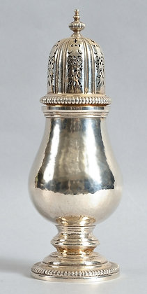 Canadian Silver - Sterling Silver Muffineer