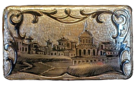 Russian Snuffbox