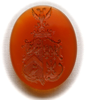 19th Century Intaglio Seal