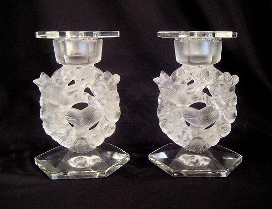 Lalique - Lalique Mésanges