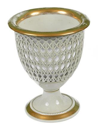 Royal Porzellan Manufaktur - Porcelain Chalice Vase