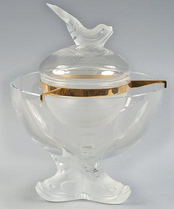 Lalique - Igor Caviar Bowl