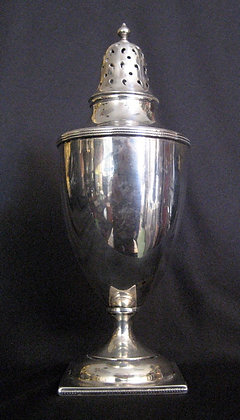 Canadian Silver - Sterling Silver Caster
