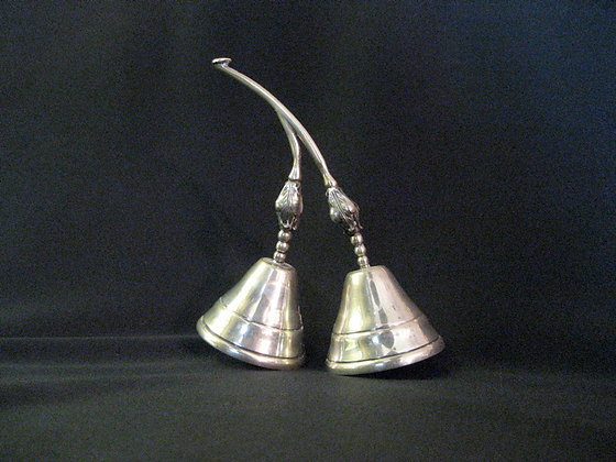 Mexican Silver - Sterling Silver Table Bell