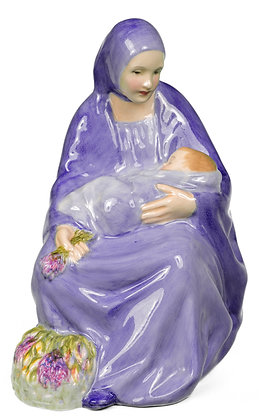 Royal Doulton - Madonna of the Square