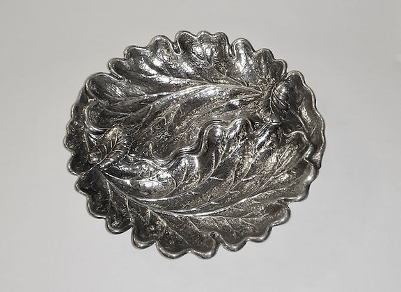 Buccellati Sterling Silver Dish