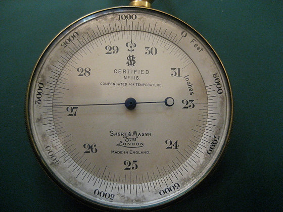 Short & Mason - Pocket Barometer