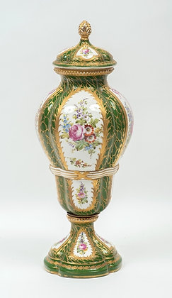 Sevres - 18th Century Tulip-Shaped Urn
