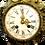 Thumbnail: French Bronze Cartel Clock