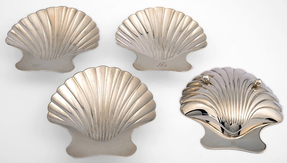 Tiffany - Tiffany Shell Dishes