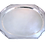 Thumbnail: Art Deco Sterling Silver Tray