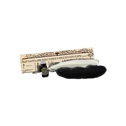Feather Quill Writing Kit